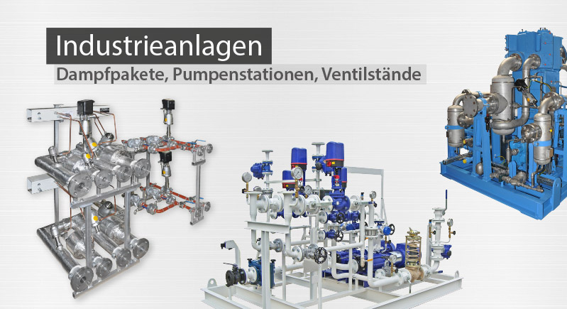 modulare industrieanlagen skid mounted plants units
