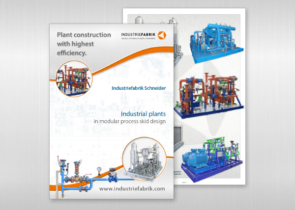 Skid mounted plants, Valve skid units, Modular process skids